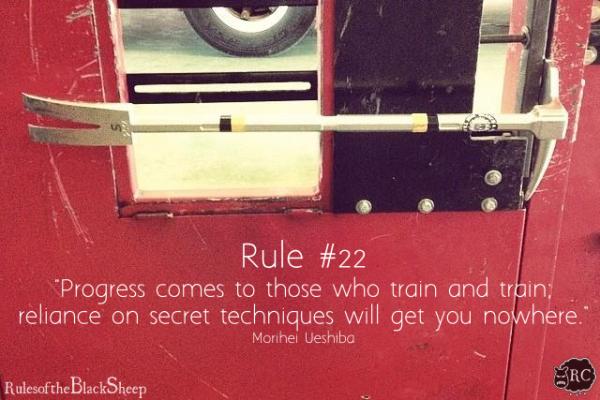 Rule #22
